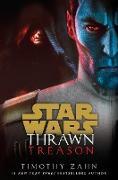 Cover-Bild zu Zahn, Timothy: Thrawn: Treason (Star Wars)