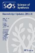 Cover-Bild zu Castle, Steven Lane (Beitr.): Science of Synthesis Knowledge Updates 2011 Vol. 4 (eBook)