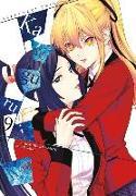 Cover-Bild zu Homura Kawamoto: Kakegurui Twin, Vol. 9