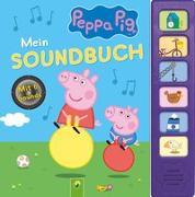 Cover-Bild zu Peppa Pig Mein Soundbuch von Specht, Florentine