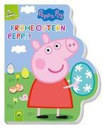 Cover-Bild zu Frohe Ostern, Peppa! - Peppa Pig von Specht, Florentine
