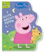 Cover-Bild zu Gute Nacht, Peppa! - Peppa Pig von Specht, Florentine