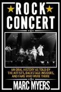 Cover-Bild zu Myers, Marc: Rock Concert (eBook)