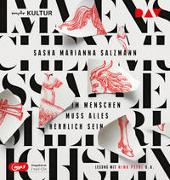 Cover-Bild zu Salzmann, Sasha Marianna: Im Menschen muss alles herrlich sein
