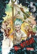 Cover-Bild zu BOICHI: Dr. Stone 5