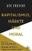 Cover-Bild zu Kapitalismus, Märkte und Moral von Frevert, Ute
