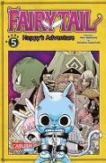 Cover-Bild zu Sakamoto, Kenshiro: Fairy Tail - Happy's Adventure 5