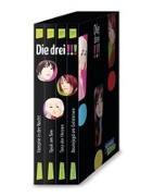 Cover-Bild zu von Vogel, Maja: Die drei !!!: 4 Bände im Schuber (Spuk am See, Vampire in der Nacht, Tanz der Herzen, Beutejagd am Geistersee)
