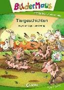 Cover-Bild zu von Vogel, Maja: Bildermaus - Tiergeschichten