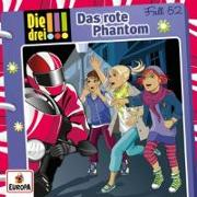 Cover-Bild zu Biber, Ina: Das rote Phantom