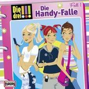 Cover-Bild zu Maja , von Vogel: Die drei !!!, Folge 1: Die Handy-Falle
