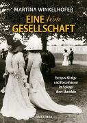 """Cover-Bild zu Winkelhofer, Martina: """"Eine feine Gesellschaft"""""""