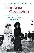 Cover-Bild zu Winkelhofer, Martina: Eine feine Gesellschaft