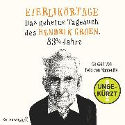 Cover-Bild zu Groen, Hendrik: Eierlikörtage (Audio Download)