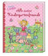 Cover-Bild zu Alle meine Kindergartenfreunde - Prinzessin Lillifee von Finsterbusch, Monika (Illustr.)