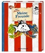 Cover-Bild zu Freundebuch - Meine Freunde - Käpt'n Sharky von Neuendorf, Silvio (Illustr.)