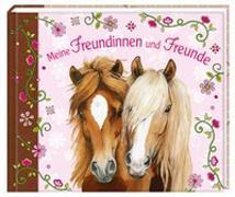 Cover-Bild zu Meine Freundinnen und Freunde - Pferdefreunde von Ross, Thea (Illustr.)
