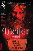 Cover-Bild zu Watters, Dan: Lucifer Vol. 1: The Infernal Comedy (The Sandman Universe)