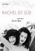 Cover-Bild zu Bax, Anne: Rachel ist süß (eBook)