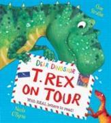 Cover-Bild zu Strathie, Chae: Dear Dinosaur: T. Rex on Tour