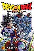 Cover-Bild zu Toriyama, Akira: Dragon Ball Super, Vol. 14