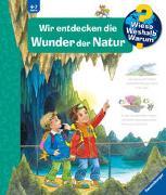 Cover-Bild zu Wir entdecken die Wunder der Natur von Gernhäuser, Susanne