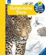 Cover-Bild zu Gefährliche Tiere von Weinhold, Angela
