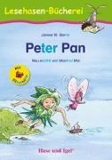 Cover-Bild zu Barrie, James M.: Peter Pan / Silbenhilfe