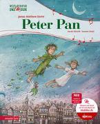 Cover-Bild zu Albrecht, Henrik: Peter Pan (Weltliteratur und Musik mit CD)