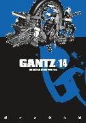 Cover-Bild zu Oku, Hiroya: Gantz Volume 14