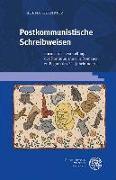 Cover-Bild zu Heinritz, Alena: Postkommunistische Schreibweisen
