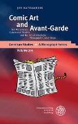 Cover-Bild zu Katzmarzik, Joy: Comic Art and Avant-Garde