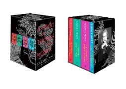 Cover-Bild zu Maas, Sarah J.: A Court of Thorns and Roses Box Set