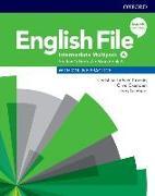 Cover-Bild zu Latham-Koenig, Christina: English File: Intermediate: Student's Book/Workbook Multi-Pack A