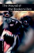 Cover-Bild zu Doyle, Arthur Conan: Oxford Bookworms Library: Level 4:: The Hound of the Baskervilles audio pack