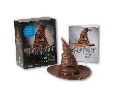 Cover-Bild zu Running Press: Harry Potter Talking Sorting Hat and Sticker Book