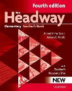 Cover-Bild zu New Headway: Elementary A1-A2: Teacher's Book + Teacher's Resource Disc