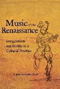 Cover-Bild zu Music of the Renaissance (eBook) von Lütteken, Laurenz