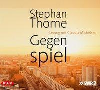 Cover-Bild zu Thome, Stephan: Gegenspiel
