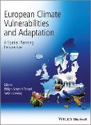 Cover-Bild zu Schmidt-Thome, Philipp: European Climate Vulnerabilities and Adaptation