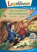 Cover-Bild zu Wiechmann, Heike: Leselöwen 2. Klasse - Das Geheimnis der Räuberhöhle