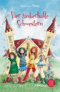 Cover-Bild zu Winn, Sheridan: Vier zauberhafte Schwestern