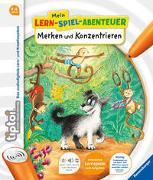 Cover-Bild zu Kopp, Susanne: tiptoi® Merken und Konzentrieren