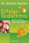 Cover-Bild zu Erfolgs-Gedächtnis von Karsten, Gunther
