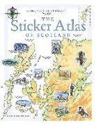 Cover-Bild zu Blathwayt, Benedict: The Sticker Atlas of Scotland