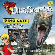 Cover-Bild zu Folge 3: Dino-Alarm in der High School (Audio Download) von Hector, Christian
