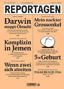 Cover-Bild zu Federl, Fabian: Reportagen #51