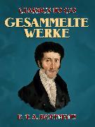 Cover-Bild zu Hoffmann, E. T. A.: Gesammelte Werke (eBook)