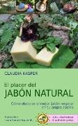 Cover-Bild zu Kasper, Claudia: El placer del jabón natural (eBook)