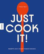 Cover-Bild zu Baz, Molly: Just cook it!